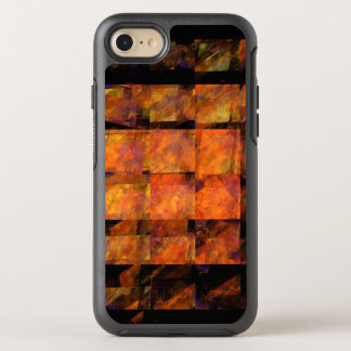 The Wall Abstract Art OtterBox Symmetry iPhone 7 Case