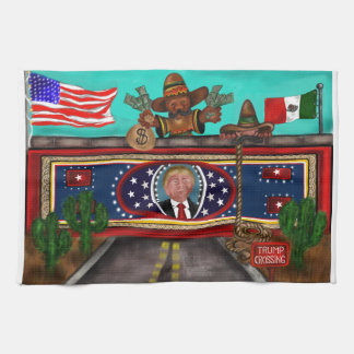 The Wall Kitchen Towel