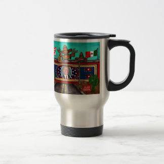 The Wall Travel Mug