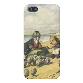 the walrus and the Carpenter iphone case Case For iPhone 5/5S