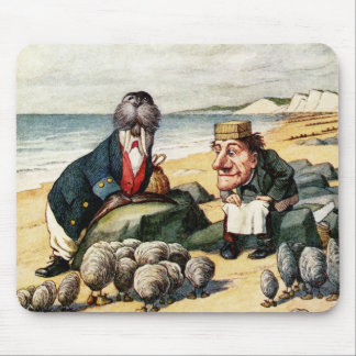 The Walrus and the Carpenter Mouse Pad