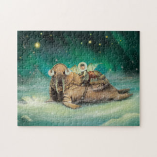 The Walrus Puzzle