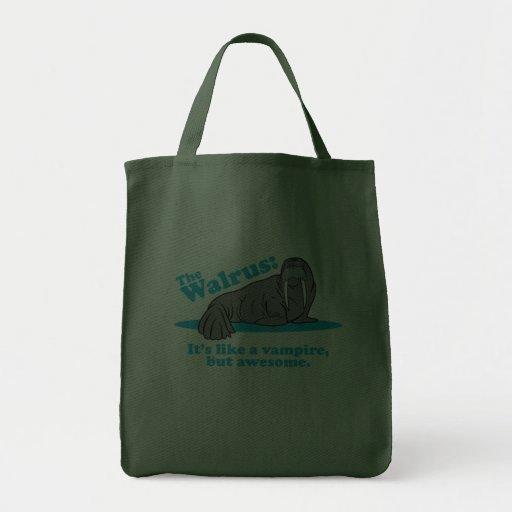 The Walrus Vampire Bag