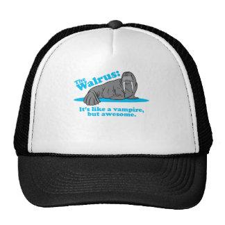 The Walrus Vampire Mesh Hats