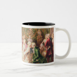 The Waltz Two-Tone Coffee Mug