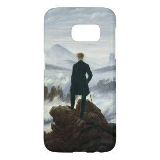 The Wanderer above the Sea of Fog, 1818 Samsung Galaxy S7 Case