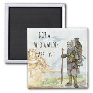 The Wanderer Magnet