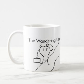 The Wandering Uterus Coffee Mug