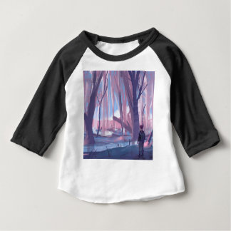 The Wandering Wanderer Baby T-Shirt
