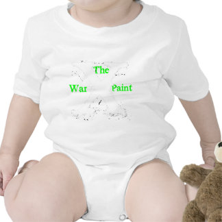 """The War Paint"" White ""X"" Logo Tees"