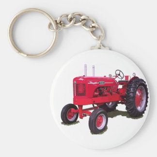 The Wards Tractor Keychain