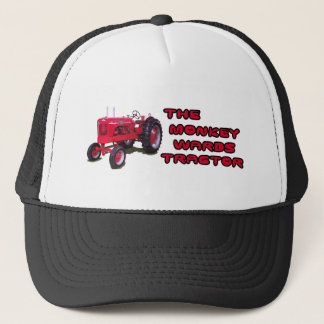 The Wards Tractor Trucker Hat