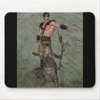 The Warriors 002 Mouse Pad