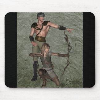 The Warriors 003 Mouse Pad