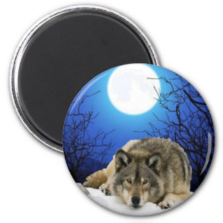 The Watcher 2 Inch Round Magnet