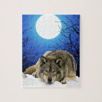 The Watcher Jigsaw Puzzle