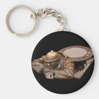 The Watcher Keychain