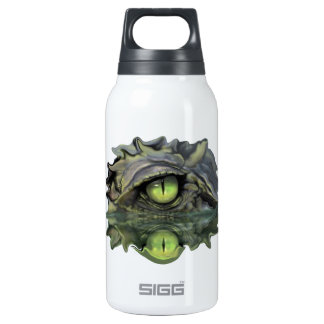 THE WATCHFUL EYE INSULATED WATER BOTTLE
