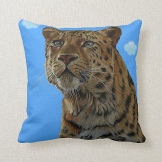 The Watchful Eye. Throw Pillow