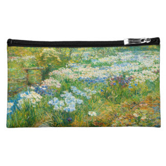 The Water Garden by Childe Hassam Cosmetic Bag