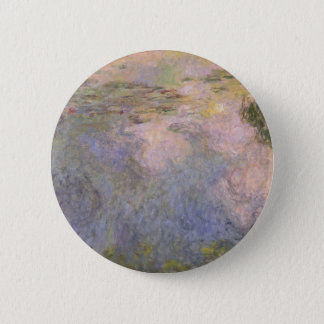 The Water-Lily Pond 2 Inch Round Button