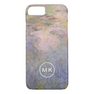 The Water-Lily Pond iPhone 8/7 Case