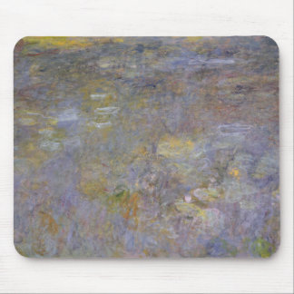 The WaterLily Pond Mouse Pad