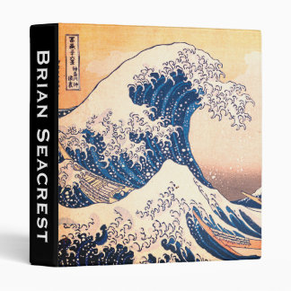 The Wave 3 Ring Binders