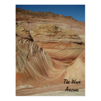 The Wave, Arizona Postcard