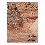The Wave, Arizona Postcards