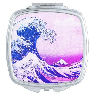 The Wave Vanity Mirror