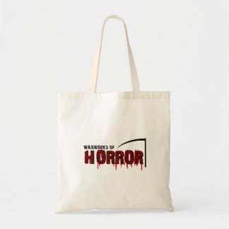The Waxworks of Horror Tote Bag