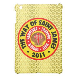 The Way of Saint James 2011 iPad Mini Cover