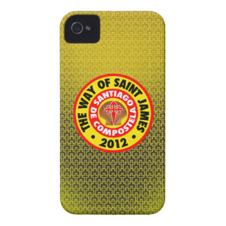 The Way of Saint James 2012 Case-Mate iPhone 4 Cases