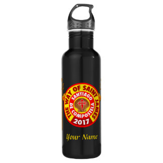 The Way of Saint James 2017 710 Ml Water Bottle