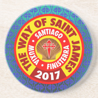 The Way of Saint James 2017 Coaster