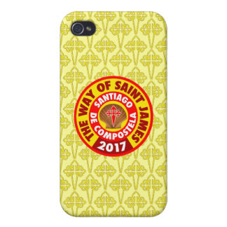 The Way of Saint James 2017 iPhone 4/4S Cover