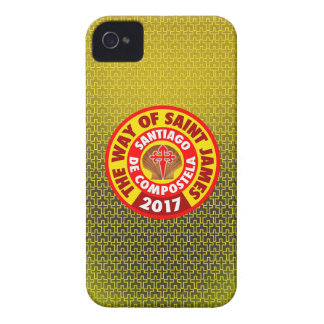 The Way of Saint James 2017 iPhone 4 Case-Mate Case