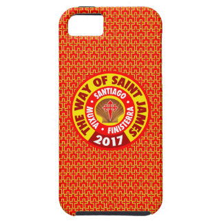 The Way of Saint James 2017 iPhone 5 Case