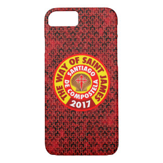 The Way of Saint James 2017 iPhone 8/7 Case