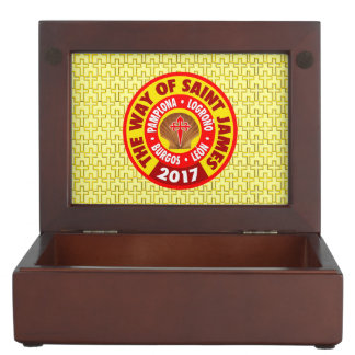 The Way of Saint James 2017 Keepsake Box