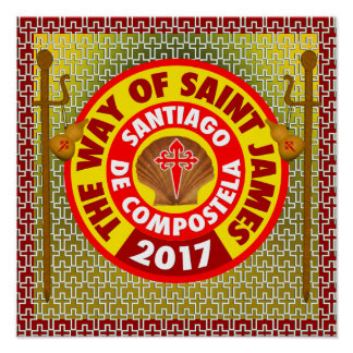 The Way of Saint James 2017 Poster