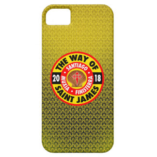 The Way of Saint James 2018 Case For The iPhone 5