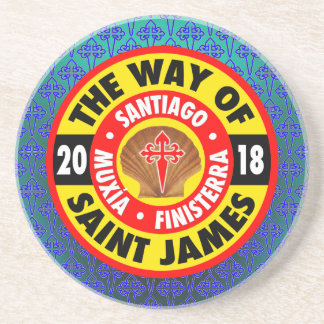 The Way of Saint James 2018 Coaster