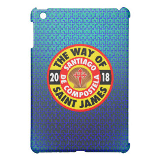 The Way of Saint James 2018 iPad Mini Cover