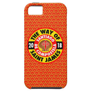 The Way of Saint James 2018 iPhone 5 Cover