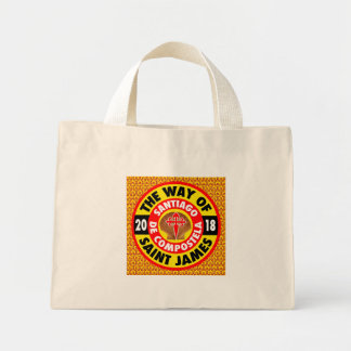 The Way of Saint James 2018 Mini Tote Bag