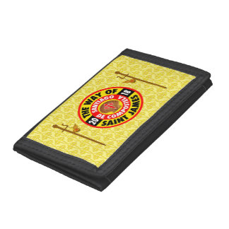 The Way of Saint James 2018 Tri-fold Wallet