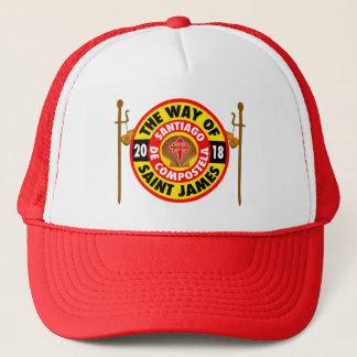 The Way of Saint James 2018 Trucker Hat