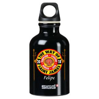 The Way of Saint James 2018 Water Bottle